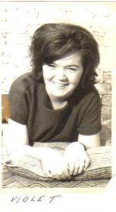 mum as teenager